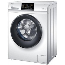 HAIER WASHING MACHINE HW-85-BP12826-FRONT LOAD-AUTOMATIC-WHITE
