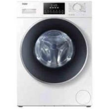 HAIER WASHING MACHINE HW-70-BP12826-FRONT LOAD-AUTOMATIC-WHITE