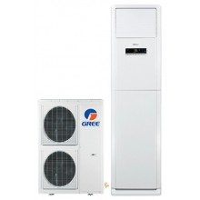 GREE FLOOR STANDING AIR CONDITIONER HEAT AND COOL 4 TON GF-48FWH