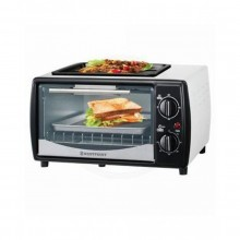 WESTPOINT OVEN TOASTER & HOT PLATE 10 LTR (WF-1000D)
