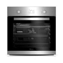 DAWLANCE BUILT IN OVEN DBE-208110-S-SILVER&BLACK