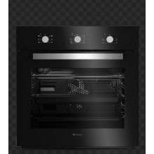 DAWLANCE BUILT IN OVEN DBE-208110-B-SILVER&BLACK