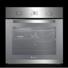 DAWLANCE BUILT IN OVEN DBE-208110-M-SILVER&BLACK